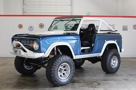 1968 Ford Classics Bronco:9 car images available