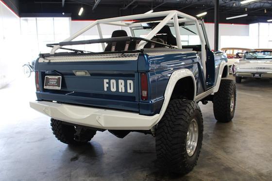 1968 Ford Classics Bronco