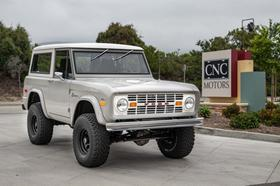 1970 Ford Classics Bronco:24 car images available