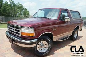 1996 Ford Classics Bronco:24 car images available