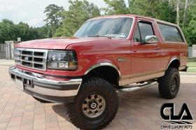 1995 Ford Classics Bronco:24 car images available