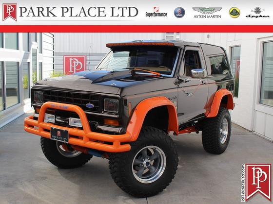 1988 Ford Classics Bronco:24 car images available