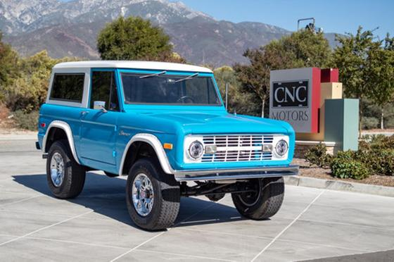 1973 Ford Classics Bronco:24 car images available