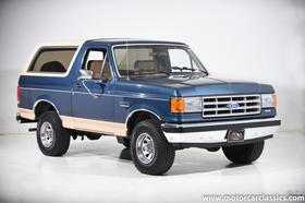 1987 Ford Classics Bronco:24 car images available