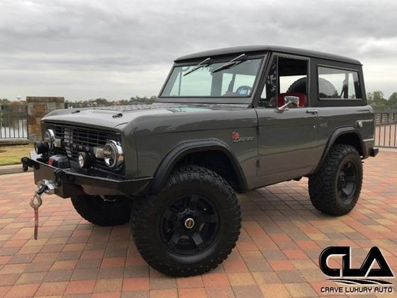 1974 Ford Classics Bronco:24 car images available