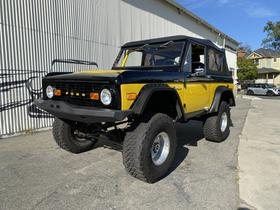 1970 Ford Classics Bronco:12 car images available