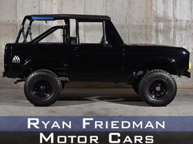 1975 Ford Classics Bronco:24 car images available
