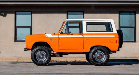 1977 Ford Classics Bronco:6 car images available