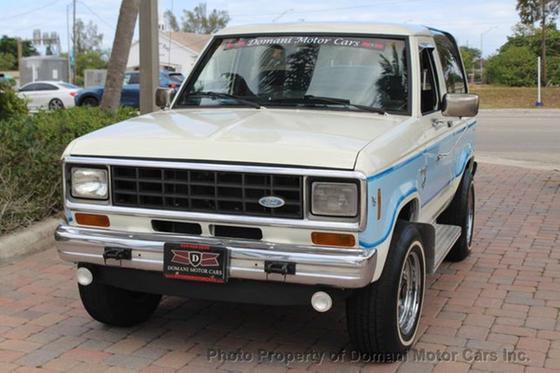 1985 Ford Classics Bronco:24 car images available