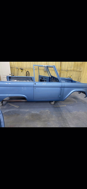 1969 Ford Classics Bronco:17 car images available