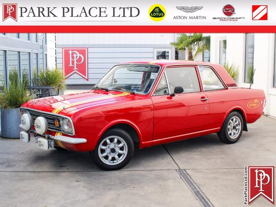 1967 Ford Classics Cortina:24 car images available