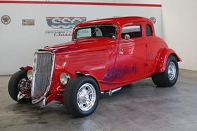 1934 Ford Classics Coupe:9 car images available