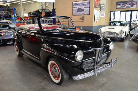 1941 Ford Classics Deluxe:24 car images available