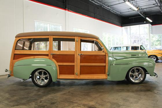 1942 Ford Classics Deluxe