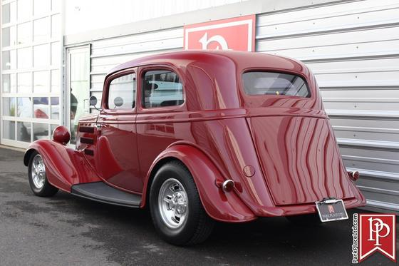 1934 Ford Classics Deluxe