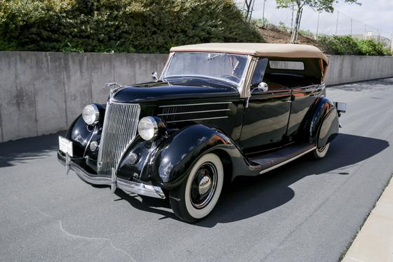 1936 Ford Classics Deluxe:12 car images available