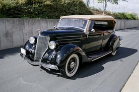 1936 Ford Classics Deluxe:9 car images available