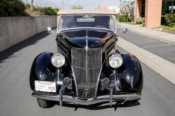 1936 Ford Classics Deluxe