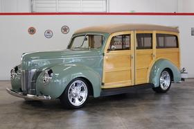 1940 Ford Classics Deluxe:12 car images available