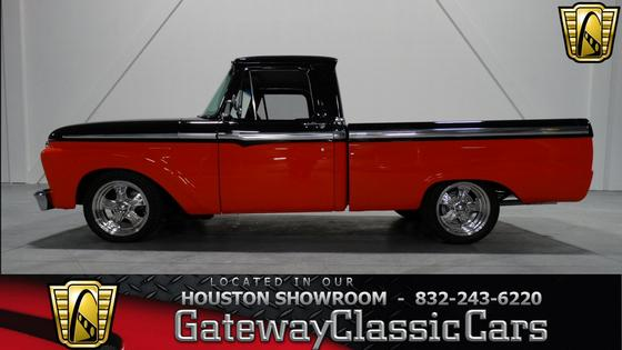 1965 Ford Classics F100:15 car images available