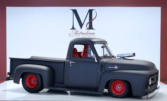 1955 Ford Classics F100:24 car images available