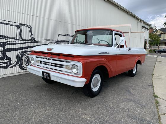 1962 Ford Classics F100:9 car images available