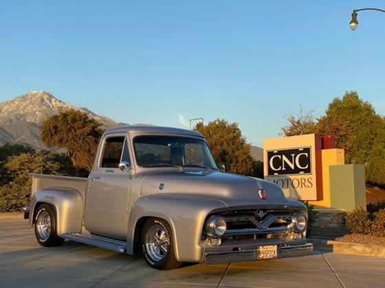 1955 Ford Classics F100:20 car images available