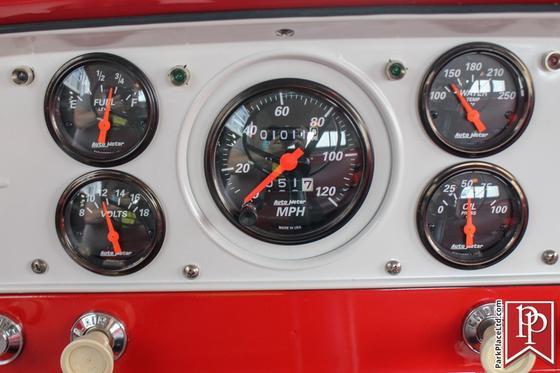 1960 Ford Classics F100