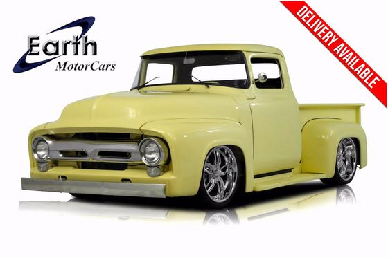 1956 Ford Classics F100:24 car images available