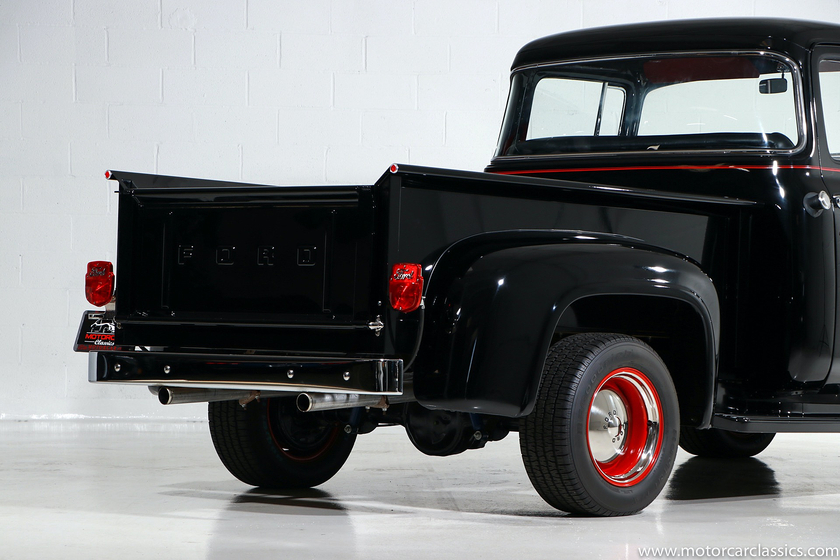 1956 Ford Classics F100:4 car images available