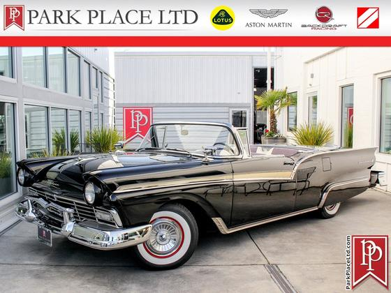 1957 Ford Classics Fairlane:24 car images available