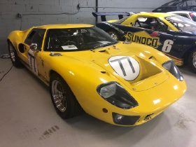 1966 Ford Classics GT40:8 car images available