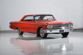 1963 Ford Classics Galaxie 500:24 car images available