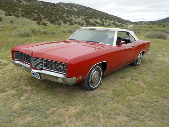1970 Ford Classics Galaxie 500:12 car images available