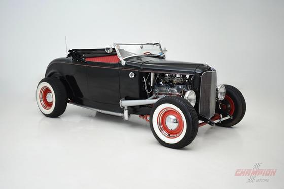 1932 Ford Classics Hot Rod:22 car images available