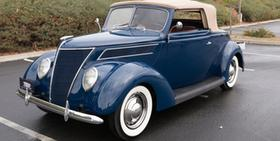 1937 Ford Classics Model 78:9 car images available