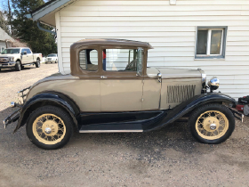 1931 Ford Classics Model A:7 car images available