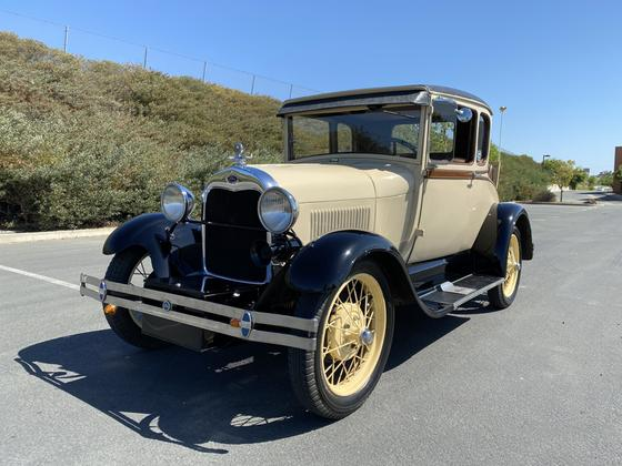 1929 Ford Classics Model A:12 car images available