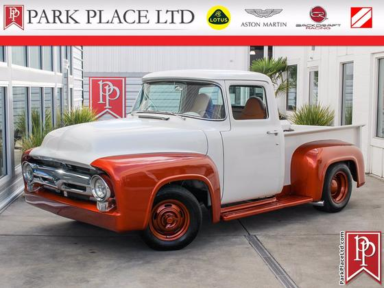 1956 Ford Classics Pickup:24 car images available