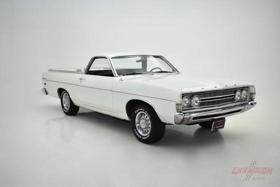 1968 Ford Classics Ranchero:14 car images available