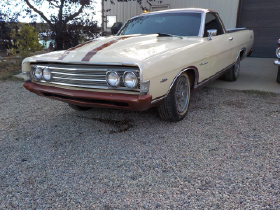 1969 Ford Classics Ranchero:11 car images available