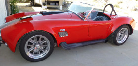 1965 Ford Classics Shelby Cobra:10 car images available