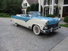 1955 Ford Classics Sunliner:15 car images available