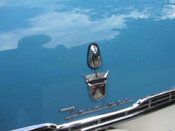 1955 Ford Classics Sunliner