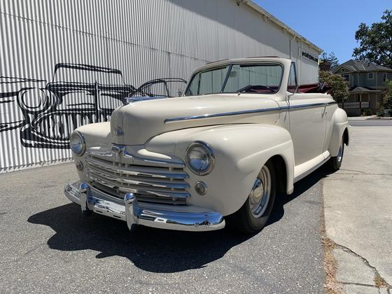 1948 Ford Classics Super Deluxe:9 car images available
