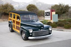 1947 Ford Classics Super Deluxe:24 car images available