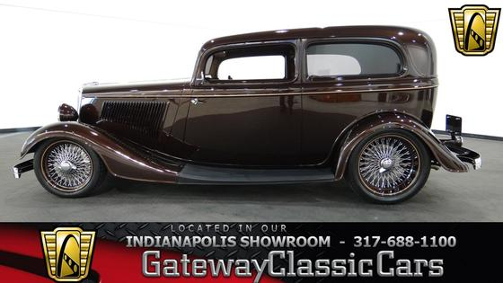 1934 Ford Classics Tudor:24 car images available
