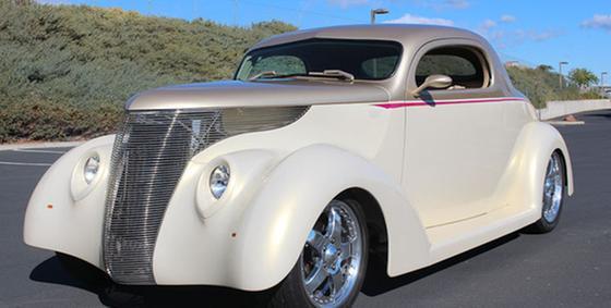 1937 Ford Classics Tudor:9 car images available