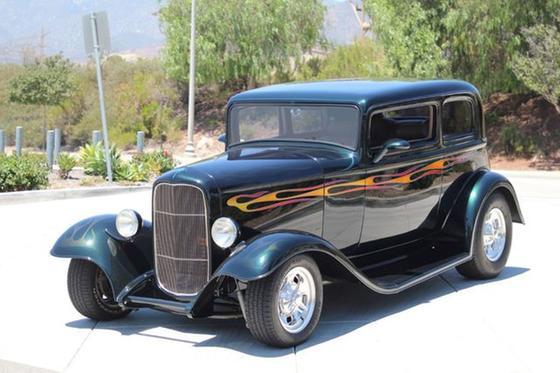 1932 Ford Classics Victoria