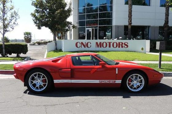 2005 Ford GT  : Car has generic photo